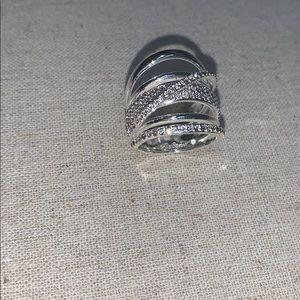 Stella and Dot Pavé Orbital Ring